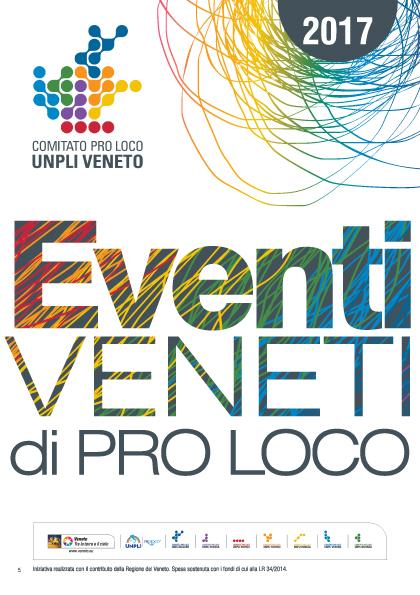 Calendario Manifestazioni Veneto.Eventi Veneti Di Pro Loco 2017